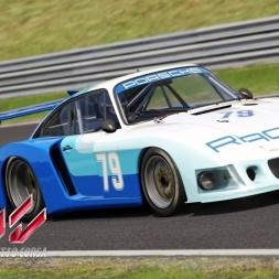Assetto Corsa - Porsche Carrera 935/78 Moby Dick - DLC Porsche Pack I - Spielberg- Gameplay [PT BR]