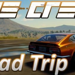 Road Trip - Pacific North Coast to Salt Flats - Nissan Fairlady Z - The Crew Wild Run [4K]