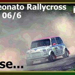 Dirt Rally - Campeonato RX - 06 - Quase (PT)