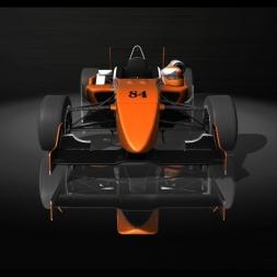 Automobilista Hotlap | Formula 3 F309 @ Montreal Classic