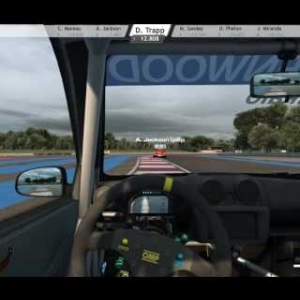 Raceroom Wtcc 2013 Paul Ricard Race 2