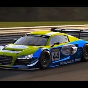 Raceroom; Audi R8 GT3; Chang