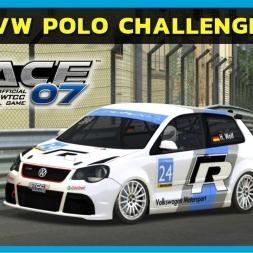 RACE 07 - VW Polo Challenge at Porto Street Circuit (PT-BR)