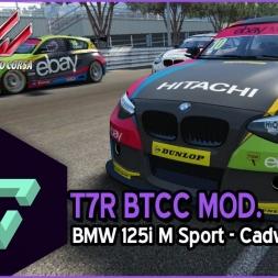 ASSETTO CORSA | T7R BTCC MOD | BMW 125I M SPORT | - ESPAÑOL HD -