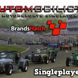 Automobilista | Singleplayer | Caterham 360R @ Brands Hatch GP