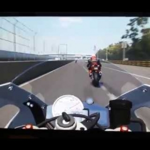 Ride 2 Triple Screen Test 2 - BMW Macau Grand Prix