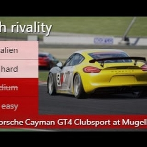 Assetto Corsa Special Event: Harsh Rivalty 1.9
