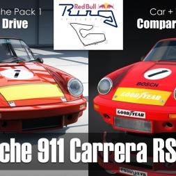 Porsche 911 Carrera RSR - Red Bull Ring - Assetto Corsa / Stock Car Extreme - Comparison