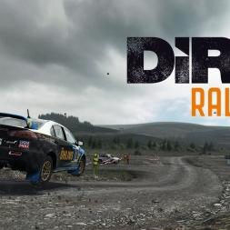 DiRT Rally - Geufron Forest - Mitsubishi Lancer Evo X - 06:02.585