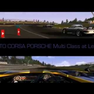 ASSETTO CORSA PORSCHE Multi Class at LeMANS