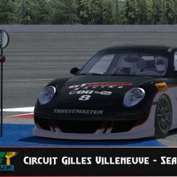 iRacing | Ruf Cup | Circuit Gilles Villeneuve | 2016 S4W7