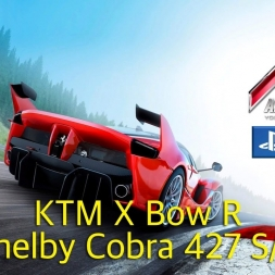 Assetto Corsa - KTM X Bow R and Shelby Cobra 427 S/C