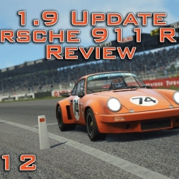 Assetto Corsa: 1.9 Update / Porsche 911 Carrera RSR Review - Episode 112