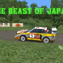 "Richard Burns Rally Still The King Of Rally Simulation""Audi Sport Quattro S1"""