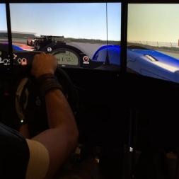 rFactor 2 - EnduRacers Mod - /Nissan P2/ -@Silverstone GP - Multi Class -