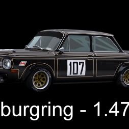 RaceRoom Setups - NSU TTs Cup - Salzburgring - 1.47.118LB*