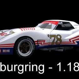 RaceRoom Setups - Group5 - Chevrolet Corvette - Salzburgring - 1.18.919LB*