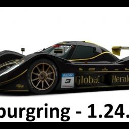 RaceRoom Setups - Aquila CR1 - Salzburgring - 1.24.543LB*