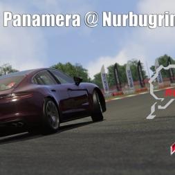 Porsche Panamera @ Nurburgring Sprint