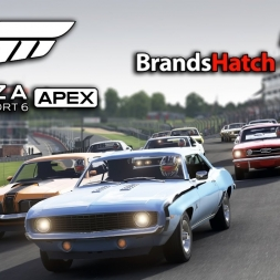 Forza 6 Apex |1970 Chevrolet Camaro Z28 @ Brands Hatch GP