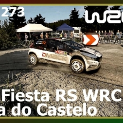 WRC 6 - Ford Fiesta RS WRC - Viana do Castelo