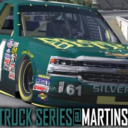 iRacing : Nascar Truck Series @ Martinsville