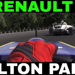iRacing Formula Renault 2.0 at Oulton Park