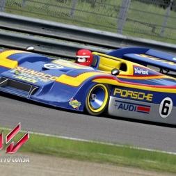 Assetto Corsa - Porsche Carrera 917/30 - DLC Porsche Pack I - Monza - Gameplay [PT BR]