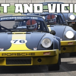 Fast and Vicious Pubracing 911 RSR 3.0 Porsche DLC - Assetto Corsa Trackday Tuesdays