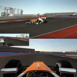 rFactor 2: ISI Formula Masters F1