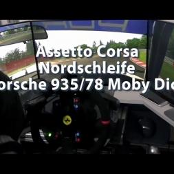 Assetto Corsa - Nordschleife - Porsche 935/78 MobyDick - 100% Turbo