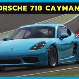 Assetto Corsa - Porsche 718 Cayman S at Brands Hatch (PT-BR)