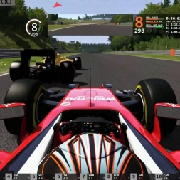 Assetto Corsa Race Red Bull Ring F1 SFT15