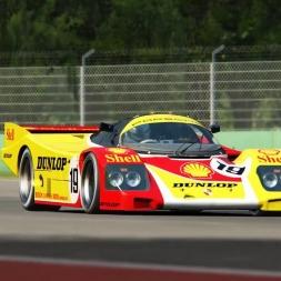 Assetto Corsa 1.9(Porsche 962c-1.9.2)