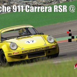 Porsche 911 Carrera RSR @ Spa