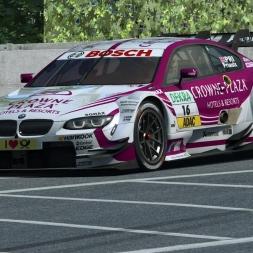 RaceRoom | DTM 2013 | Norisring | Hotlap | 47.494