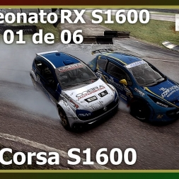 Dirt Rally - Campeonato RX S1600 - 07 - Opel Corsa (PT)