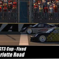 iRacing | Ruf GT3 Cup | S4 W8 | 02.11.2016