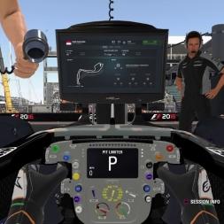 F1 2016 RaceDepartment Championship - Round 6: Monaco
