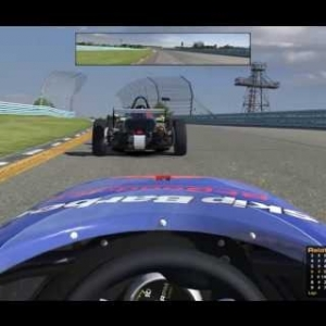 iRacing: Now this is top quality racing (Skip Barber @ Watkins Glen Boot)