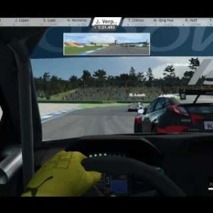 RaceRoom Racing Experience WTCC 2015 Hockenheim AI@113% Race