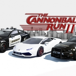 Assetto Corsa 1 9 The Cannonball Run II at Black Cat County