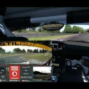 Porsche Cayman GT4 Clubsport - Assetto Corsa vs. Moritz Kranz