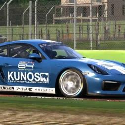 AC • Porsche Cayman GT4 Clubsport @ Imola | E5