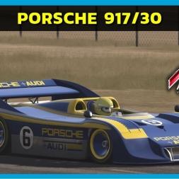 Assetto Corsa - Porsche 917/30  at Riverside Raceway (PT-BR)