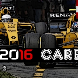 F1 2016 Career - S2R9: Austria - It's Always The Mercedes!