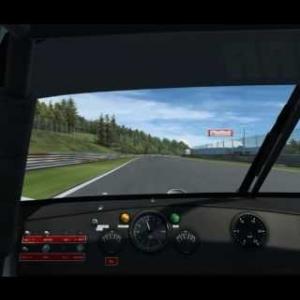 Raceroom Racing Experience Fabcar 935 - Salzburgring Hotlap (1:17.173)