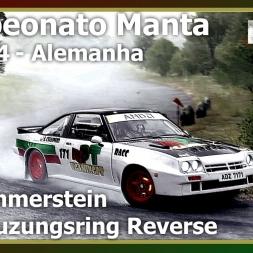Dirt Rally - Campeonato Manta - Rally 04 - Etapa 01-02 (PT)