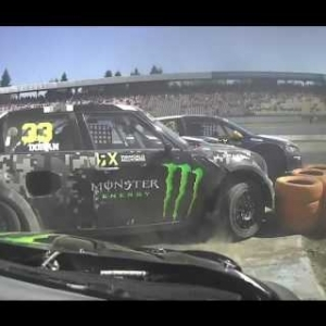 Petter Solberg Onboard: Hockenheim RX Semi Final 2 | FIA World RX
