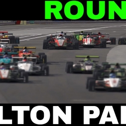 AOR Formula Renault 2 0 Round 8 at Oulton Park